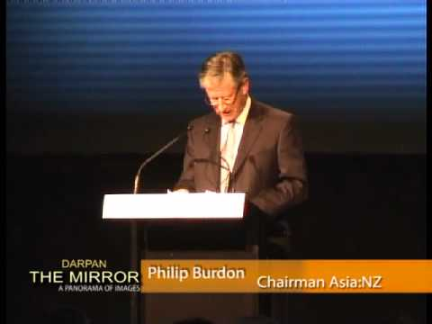 Philip Burdon speech at Action Asia Business summit
