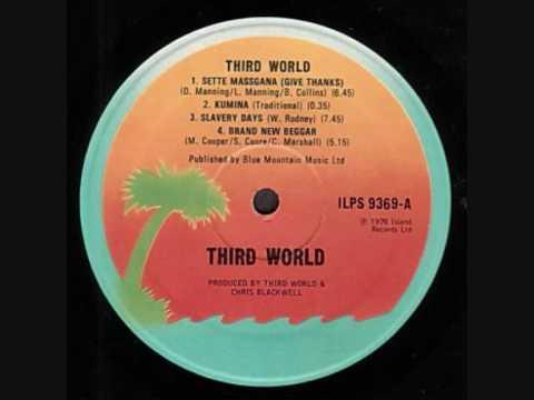 Third World - Satta Massagana (Give Thanks)