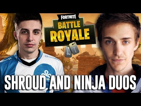 Ninja Returns Favor An Host Shroud For 80K Viewers Ft The Most Follows On Twitch