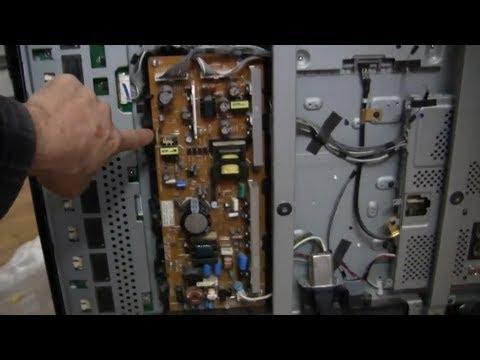 FIX: Sony Bravia TV Won't Turn on / Stuck in Suspend / Blinking Green Light  - Install new G1H Board