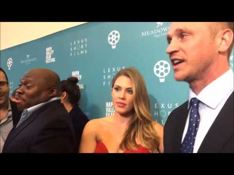 Devon Sawa at the world premiere of Life On The Line
