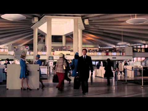 James Bond at the Pan Am Worldport