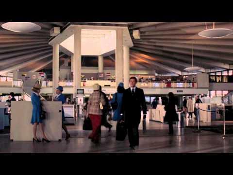 James Bond at the Pan Am Worldport