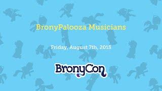 BronyPalooza Musicians