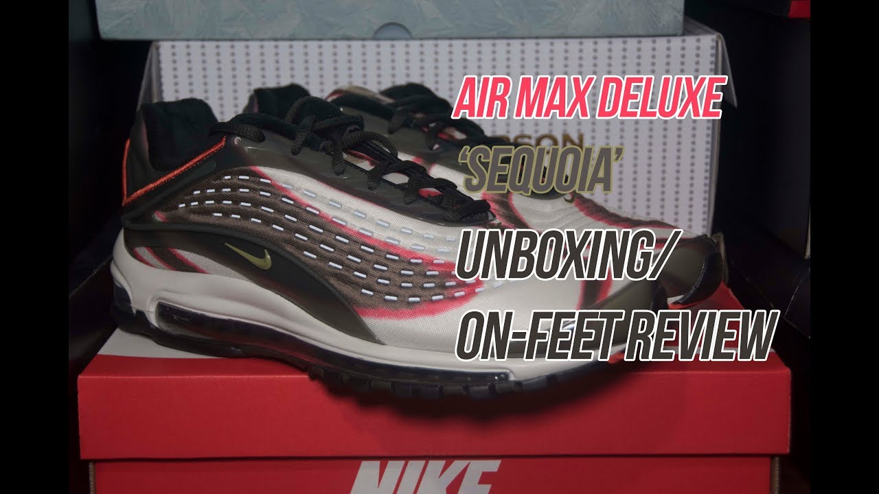 size?previews true to size? 010 (Nike Air Max Deluxe & adidas Originals ZX500 Boost)
