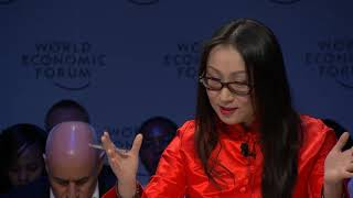 Davos 2019 - China Economic Outlook