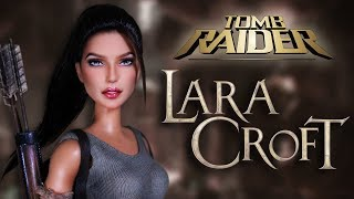 Download Custom Lara Croft Doll  [ TOMB RAIDER OOAK ] Mp3 and Videos