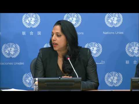 ICP Asks UN Gallach About Ng Lap Seng Case & Censorship, NYC Abeywardena of Haiti Cholera, Impunity