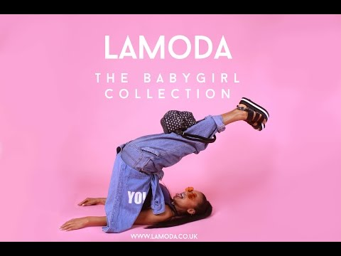 The BABYGIRL Collection Summer 2015 | LAMODA