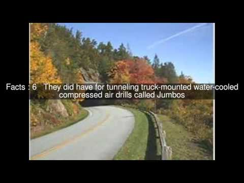 Blue Ridge Parkway Tunnels Top  #10 Facts