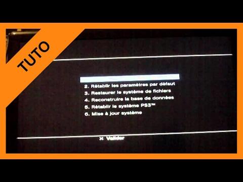 【TUTO】Recovery Mode PS3 (mode sans échec) von YouTube · HD · Dauer:  2 Minuten 44 Sekunden  · 339.000+ Aufrufe · hochgeladen am 09.01.2011 · hochgeladen von Coconut31