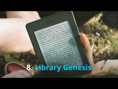Best EBook Torrent Sites To Download Unlimited EBooks For Free