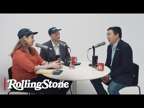 Andrew Yang on the Yang Gang, Universal Basic Income, and the Press | Useful Idiots