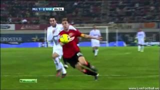Mallorca Vs Real Madrid 1-2 José Callejón  Goal (14.01.12)