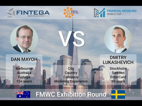 Financial Modeling World Cup Exhibition Round