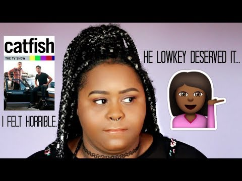 I CATFISHED HIMNOW HES HOMELESS  Storytime
