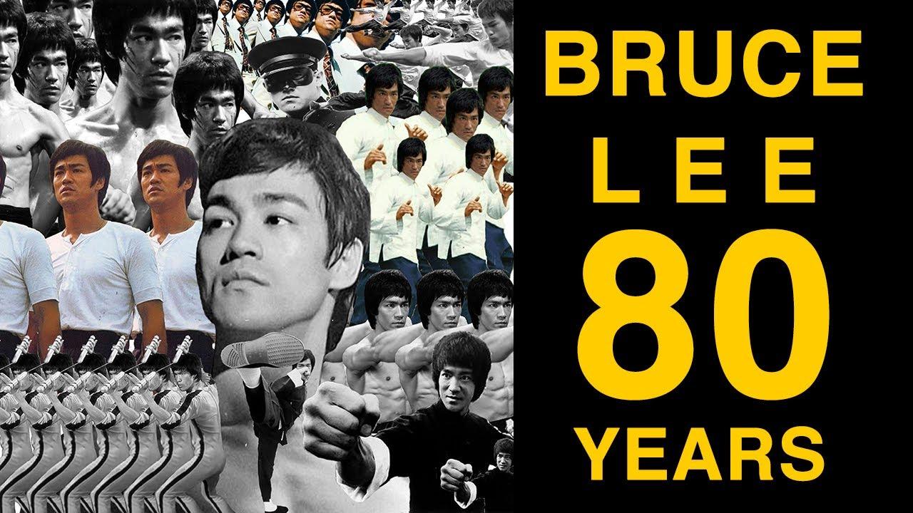 Bruce Lee 80th Birthday Celebration Youtube