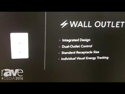 CEDIA 2016: iDevices Showcases Its Wall Switches and Outlets