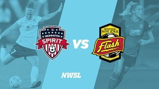 Washington Spirit vs Western New York Flash full match