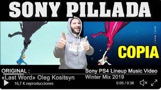 ¡¡¡SONY COPIA UN ANUNCIO ENTERO Y YOUTUBE LE TIRA EL VIDEO!!! - Sasel - Guinness - español