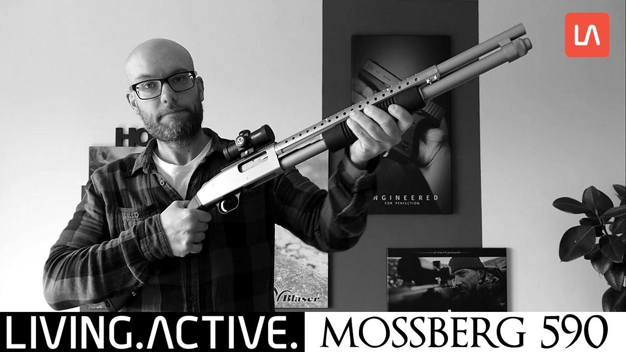 Vorstellung der Mossberg 590 Mariner