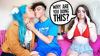 BEING MEAN To My Girlfriend To See How She Reacts... (PRANK)