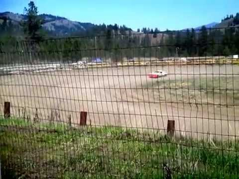 Eagle Track Raceway Keith Jolin Time In May 2nd 2015