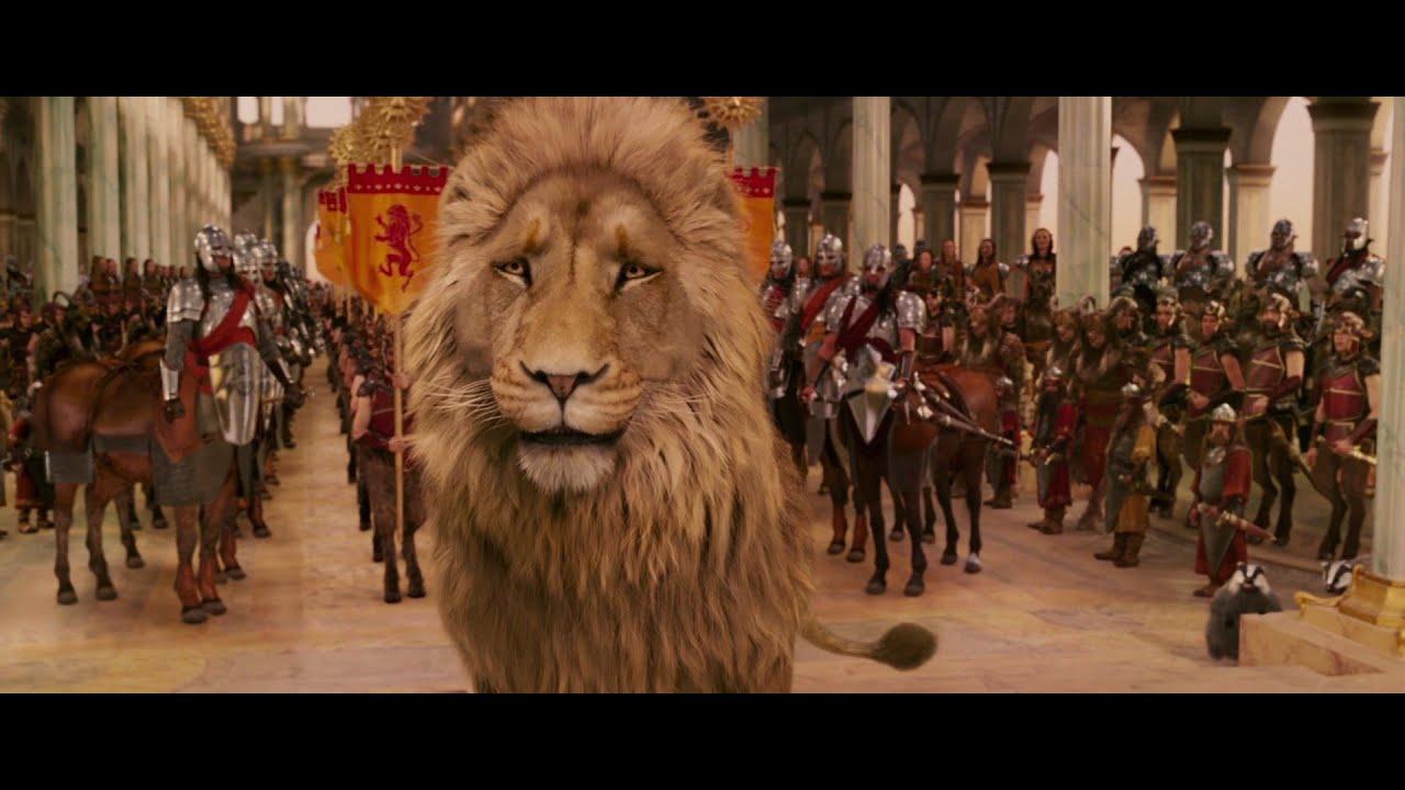 [Capas e Filmes HD] As Crônicas de Nárnia: O Leão, a Feiticeira e o Guarda-Roupa - Trailer