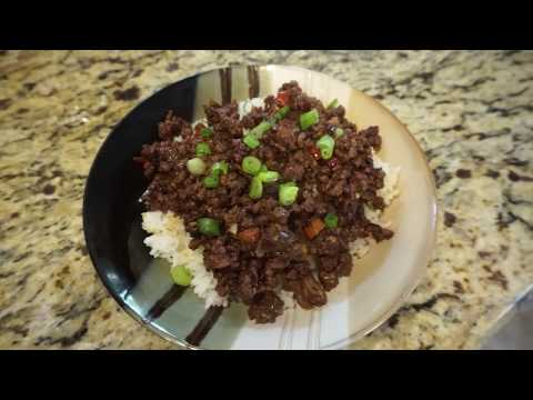 EASY BULGOGI! | Cooking With Shaaanelle | Episode 7