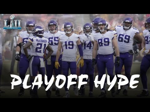 Minnesota Vikings Playoff Hype #SKOL