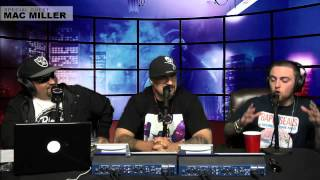 The Dr Green Thumb Show with Mac Miller - BREALTV