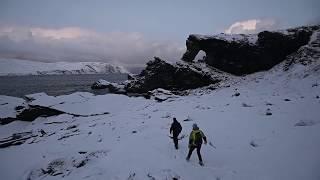 North Cape, Arctic Norway - Kirkeporten site visit ❄️