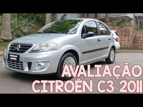 Avaliação Citroen C3 2011 - Bom, Completo E Bem Acabado !