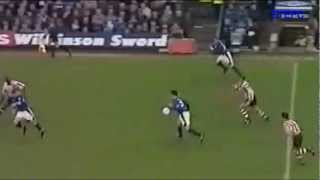 everton 7 1 southampton premier league 1996