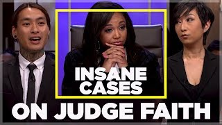WHO IS THE FATHER ? Judge Faith Can't Handle This Case...