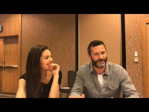 Alexa Davalos and Jason O'Mara  for The Man in the High Castle Season 3  Nerdeek Life