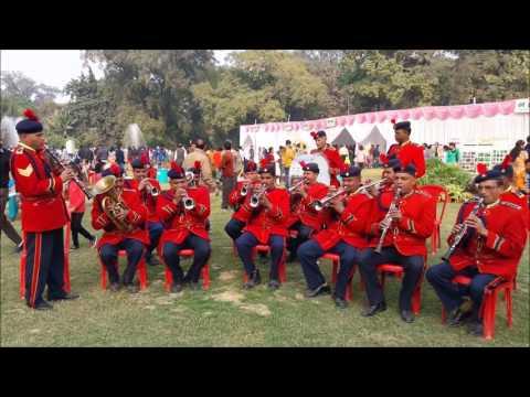 Jahan Dal Dal par Sone ki chidiya Karti Hain Basera - N.B.R.I.- Army Band Orchestra