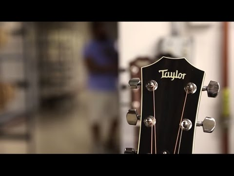 The Innovations of Taylor Guitars