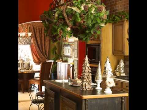christmas decoration ideas for kitchen diy kitchen decorating ideas 23307