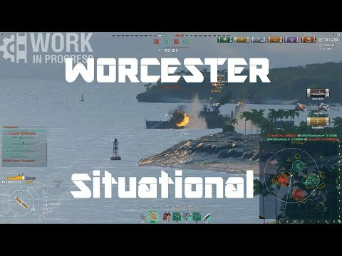 Worcester [WiP] - Strong, But So Situational