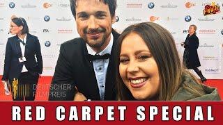 Deutscher Filmpreis 2017 - Vivi trifft die Gewinner, Stars und Sternchen