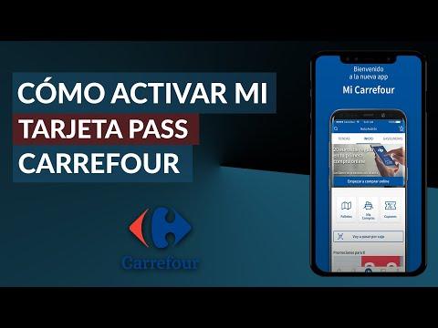 Cómo Activar mi Tarjeta Pass Carrefour - Consigue tu Pin en Mi Carrefour Pass