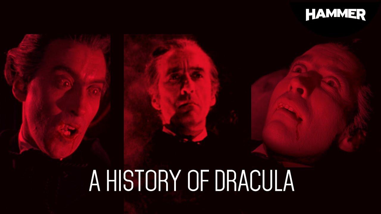 A History of Dracula