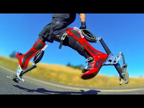 5 UNIQUE SMART SHOES INVENTION Helps to Run Very Fast