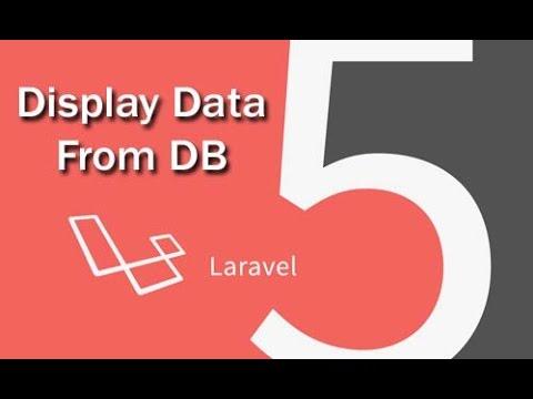 Display Data Dengan Yajra DataTable Di Laravel 5 4 by Asep