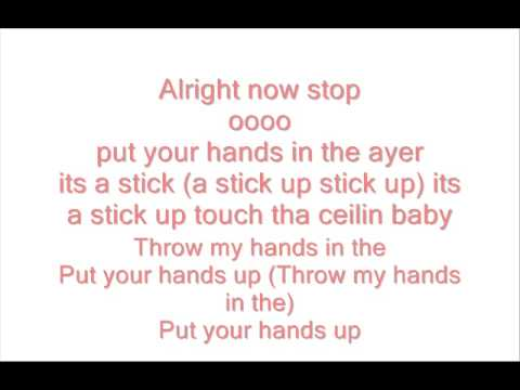 Flo Rida feat. Will I Am and Fergie - in the Ayer lyrics