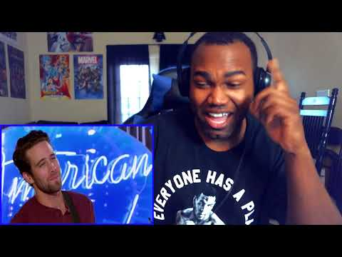 Trevor Holmes Captures Katy Perry's Heart During His Idol Audition - American Idol 2018 REACTION