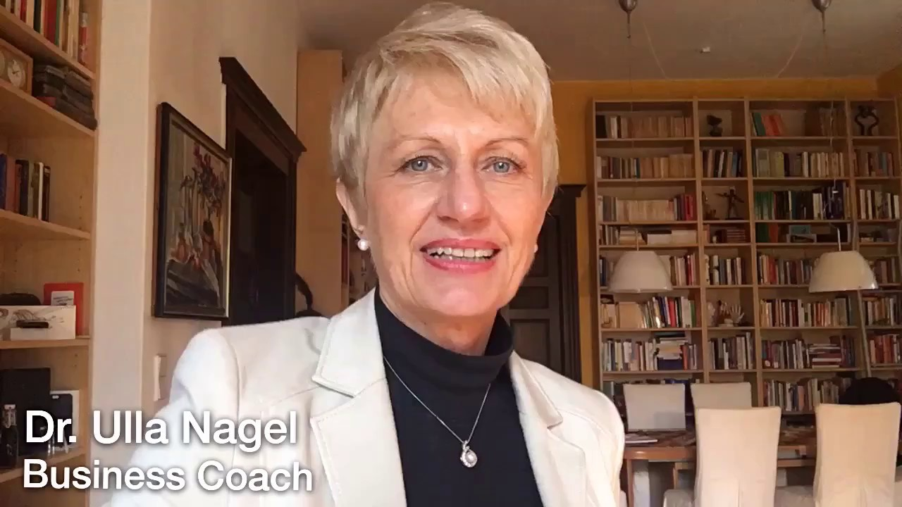Business Coach Dr. Ulla Nagel - YouTube