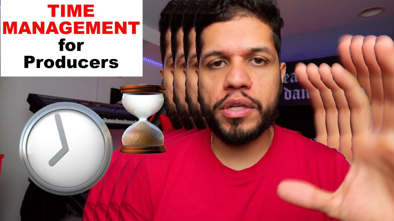 HOW TO SELL BEATS ONLINE: Time Management Tips For More Effective Selling.