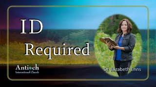 ID Required- Dr. Elizabeth Enns